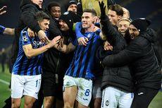 Hasil Liga Champions, Real Madrid-Juventus Menang, Atalanta-Atletico Lolos