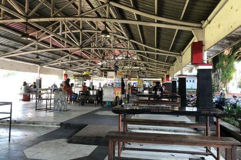 PPKM Level 4 Diperpanjang, PKL di Kota Magelang Sudah Boleh Sediakan Meja dan Kursi