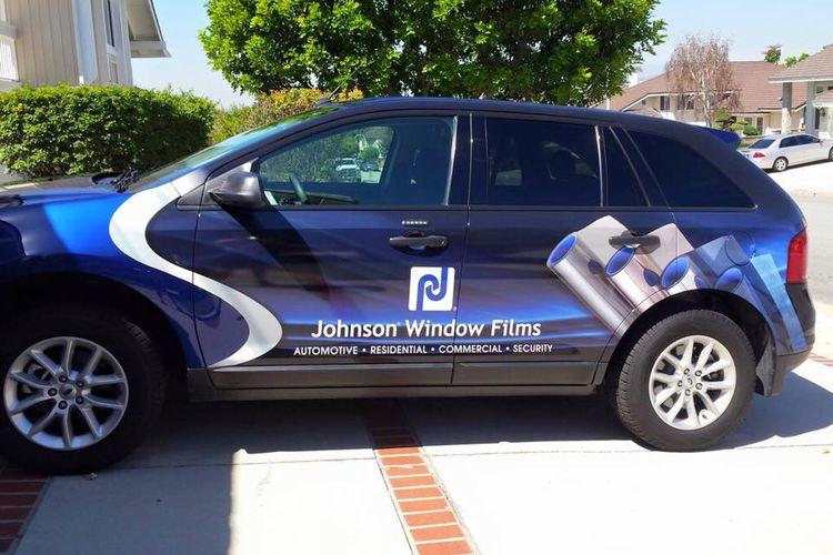 Johnson Window Film pemain baru di dalam negeri.