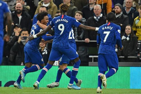 Chelsea Vs Burnley, Rekor Buruk The Blues di Kandang