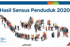 Jumlah Penduduk Indonesia 2020 Berdasarkan Komposisi Usia