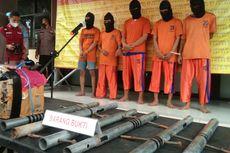 Komplotan Spesialis Pembobol Brankas Minimarket di Karawang Tertangkap
