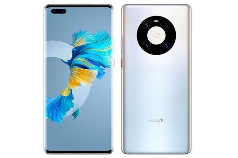 Huawei Mate 40 Pro Cetak Rekor Skor Foto DxOMark