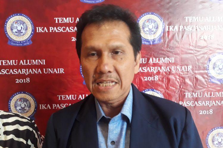 Asman Abnur, mantan Menpan RB kabinet Jokowi-JK