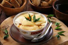 Resep Kembang Tahu dengan Kuah Jahe, Dessert Tradisional Indonesia
