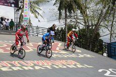 Wow! Caroline BuchananBakal Berlaga Banyuwangi International BMX 2019