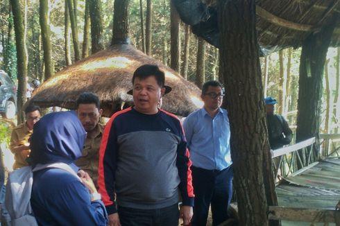 Bupati Bandung Barat Tagih Janji Ridwan Kamil Percantik Situ Ciburuy