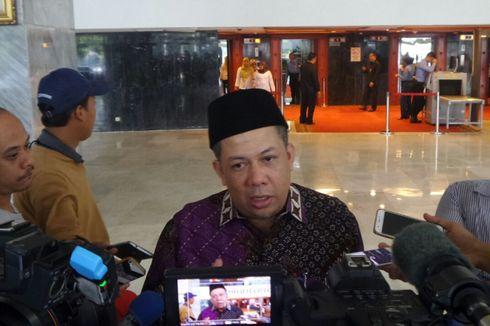 Soal Pindah Ibu Kota, Fahri Sarankan Pemerintah Juga Komunikasi dengan Anies Baswedan
