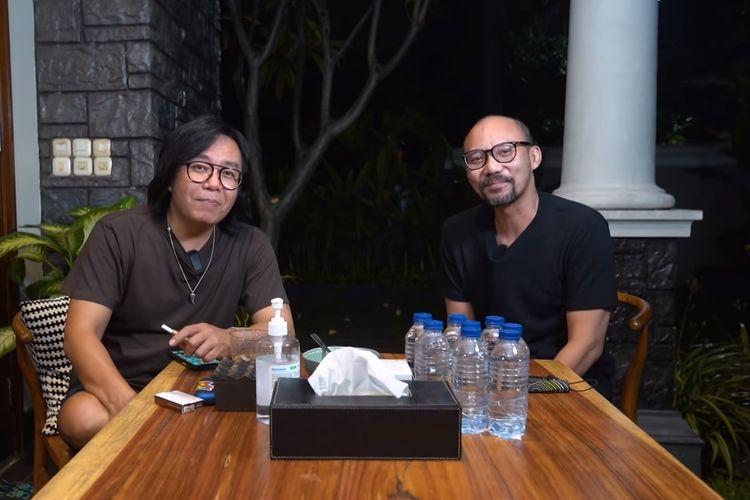 Ari Lasso menanyakan pandangan Yoyo PADI Reborn soal anak band yang kini malah aktif menjadi pemandu program televisi swasta.
