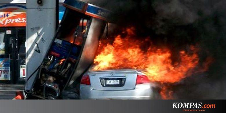 Belajar dari Kasus Terbakarnya Mobil saat Isi Bahan Bakar