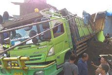 4 Fakta Baru Truk Tabrak Ruko di Cianjur, Melebihi Muatan hingga Sopir Jadi Tersangka