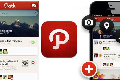 Sebulan Penuh, Path Gratiskan Stiker dan Filter
