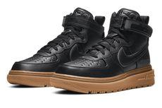 Nike Lapisi Air Force 1 High dengan Bahan Gore-Tex