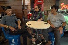 Cerita Tessy Ketika Nunung Ngompol Saat Menonton Sepak Bola di Stadion