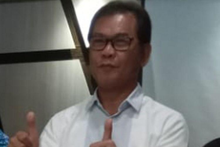 Direktur Utama PT SOM Muddai Madang
