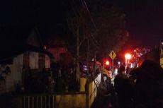 Panti Asuhan di Tomohon Terbakar, Satu Orang Dilarikan ke Rumah Sakit