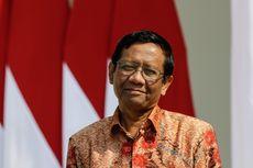 Bertemu Dua Menteri Australia, Mahfud Minta Ketegasan Sikap soal Papua