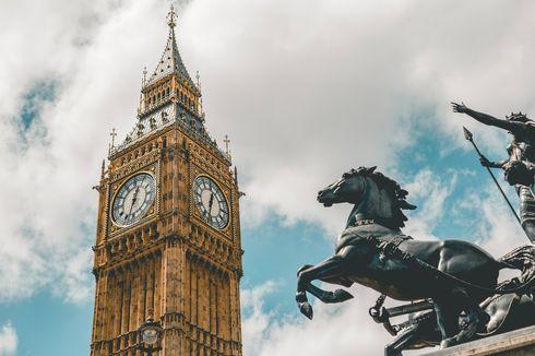 Restorasi Jam Big Ben London, Warna Aslinya Terungkap