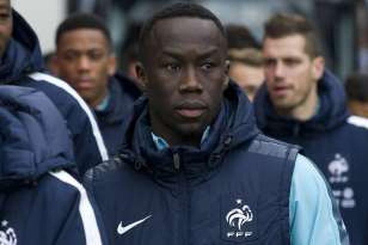 Bek Manchester City asal Perancis, Bacary Sagna.