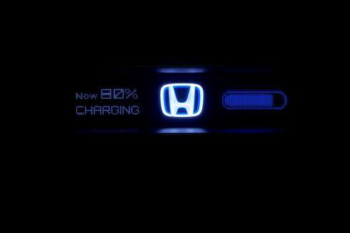 Honda Pamer Teknologi Mobil Listrik di Frankfrut