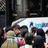 United Tractors Uji Coba Bus Listrik Transjakarta hingga Akhir Tahun