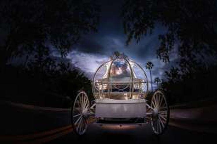 Kini, Anda bisa menyewa seluruh Walt Disney World di Florida, AS untuk menikah.