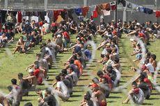 Usai Rapid Test, Sejumlah Warga Binaan Rutan Pondok Bambu dan Lapas Gorontalo  Diisolasi