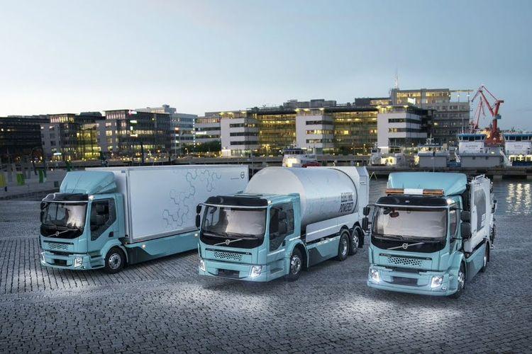 Truk listrik Volvo akan masuk ke Indonesia