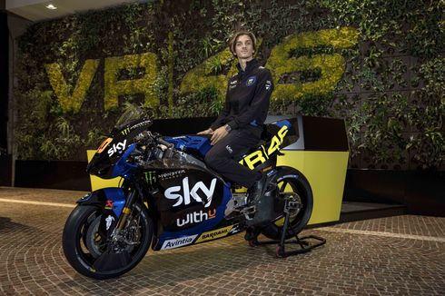 Profil Luca Marini, Sosok Adik Valentino Rossi pada MotoGP 2021