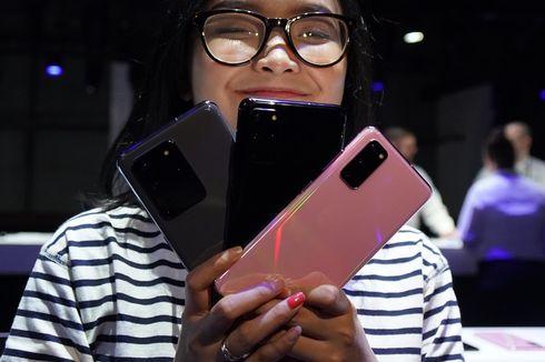 Lebih Dekat dengan Samsung Galaxy S20, S20 Plus, dan S20 Ultra