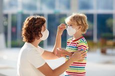 5 Cara Membantu Anak-anak Atasi Stres Selama Pandemi Virus Corona