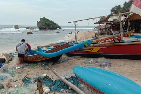 Larangan Beli Pertalite Gunakan Jeriken Membuat Ongkos Melaut Nelayan Gunungkidul Semakin Tinggi