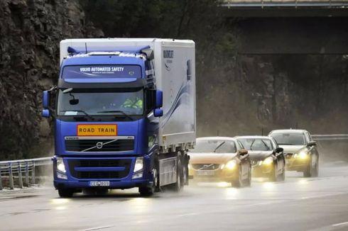 Bahaya, Jangan Slipstream di Tol Saat Pergi Berlibur Nataru ke Luar Kota