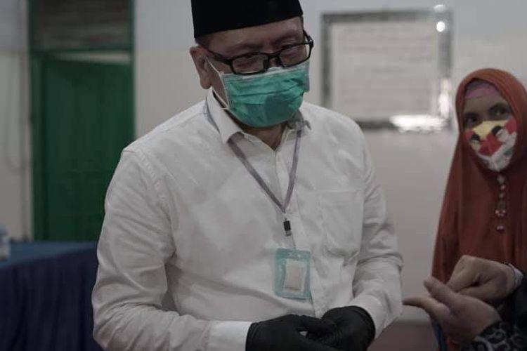 Wakil Wali Kota Balikpapan terpilih Thohari Aziz.