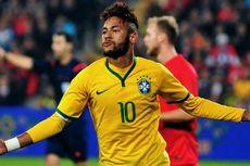 Profil Peserta Copa America 2015: Brasil