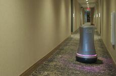 Minimalkan Sentuhan, Hotel di AS Gunakan Robot untuk Layani Tamu