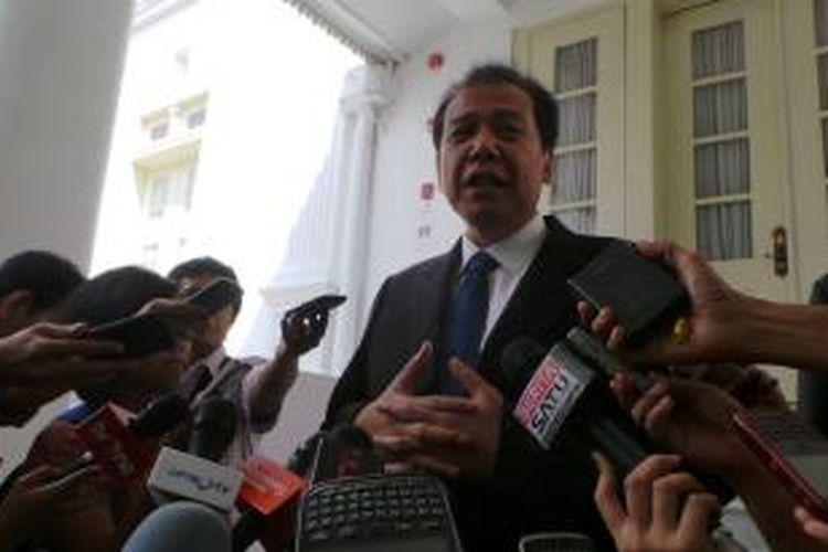 Menteri Koordinator Perekonomian Chairul Tanjung.