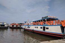 Sudah Tak Ada Kapal yang Angkut Penumpang dari Dermaga Kali Adem ke Pulau Seribu