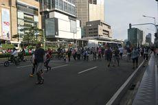 Car Free Day di Jalan Sudirman-Thamrin Kembali Digelar 21 Juni