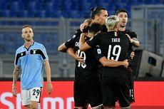 Lazio Vs Milan - Lupakan Kemenangan Telak, Rossoneri Alihkan Fokus ke Juventus