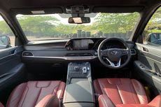 Kenyamanan Interior Hyundai Palisade, Serasa Naik MPV Premium