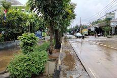Sempat Ditutup karena Genangan Air, Jalan Mohammad Kahfi 2 Sudah Bisa Dilintasi