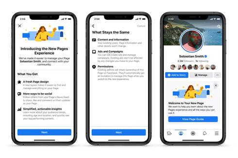 Desain Dirombak, Facebook Sembunyikan Jumlah