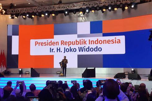 Jokowi Dorong Produk Lokal Bersaing dengan Barang Impor
