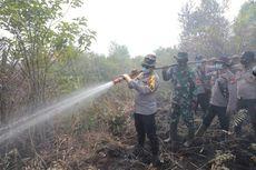 Situasi Terkini Karhutla Riau, Masih Ada 11 Hamparan Titik Api yang Belum Padam