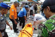 Rombongan Petugas Kesehatan Yapen Korban Perahu Terbalik Dievakuasi ke Serui