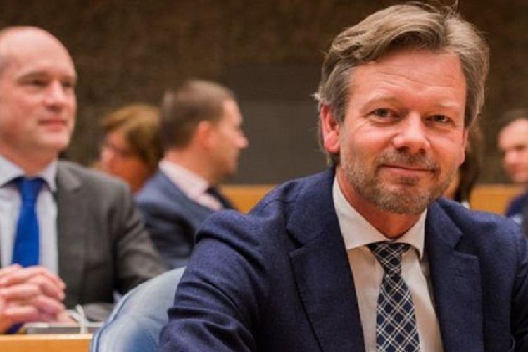 Joël Voordewind, bersama mayoritas anggota Parlemen Belanda lain mengajukan seruan Ahok bebas.