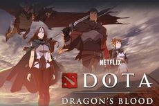 Sinopsis DOTA: Dragon's Blood, Serial Anime Adaptasi Gim DOTA 2