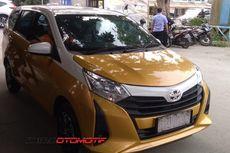 1.000 Unit Calya dan Sigra Jadi Armada Taksi Express