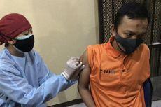26 Tahanan Polsek Tebet Jalani Vaksinasi Covid-19